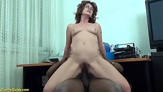 mom rough fucked by her black stepson