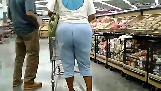 Granny Plump Booty