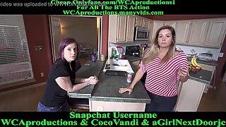 My sapphic Webcamming Landlords Part 1