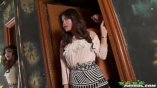 TUKTUKPATROL Horny Thai Babe Covered in Cum