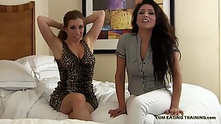 CEI spunk eating directives and Femdom Vids